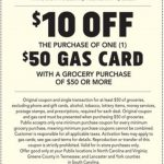 Publix Gas Gift Card 01.29.20