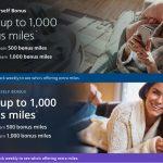 United American Airlines Shopping Portal Bonuses January 2020