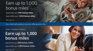United American Airlines Shopping Portal Bonuses January 2020