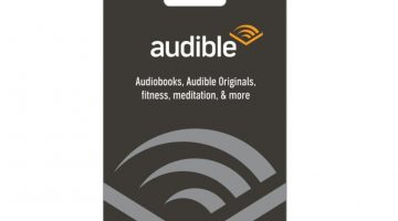 $30 Audible Gift Card