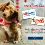 GCcom Pet Gift Cards