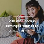 Fluz Uber Eats DoorDash 20%