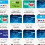 Kroger Prepaid Phone Gift Cards