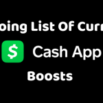 Ongoing List Of Current Cash App Boosts