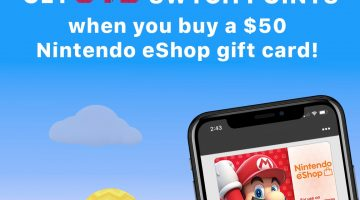 Swych Nintendo eShop Promo Code MAR10FUN