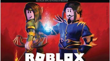 $40 Roblox Gift Card