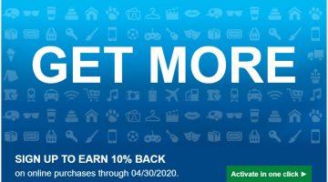 Citi 10% 10x Online Shopping