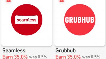 Fluz Grubhub Seamless