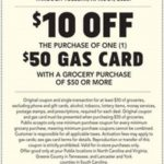 Publix Gas coupon 04.15.20