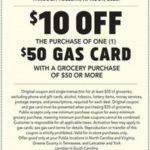 Publix Gas coupon 04.15.20