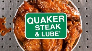 Quaker Steak & Lube Gift Card