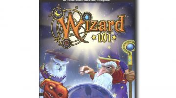 Wizard101 Gift Card