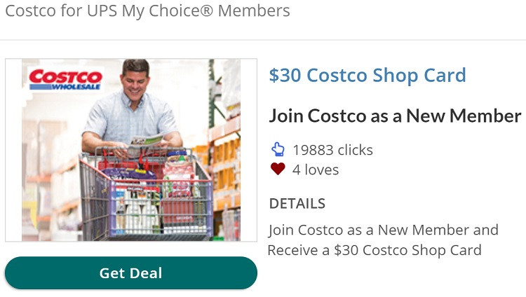 Costco Get 30 Costco Cash Card When Buying Costco Membership Gc Galore