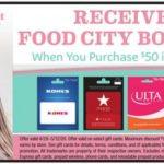 Food City 05.06.20