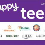 Happy Teen Gift Card