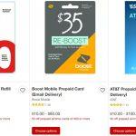 Target Prepaid Phone