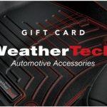 WeatherTech Gift Card