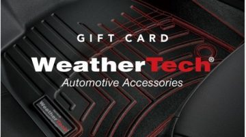 WeatherTech Gift Card