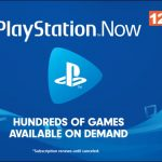 1 Year PlayStation Now Gift Card