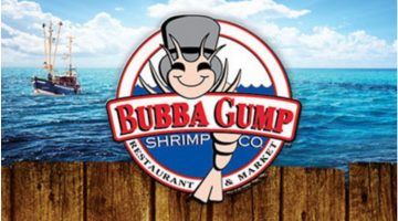 Bubba Gump Shrimp Co Gift Card