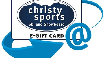 Christy Sports Gift Card