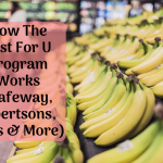 How The Just For U Program Works (Safeway, Albertsons, Vons & More)