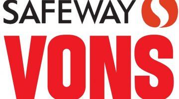 Safeway Vons Logos