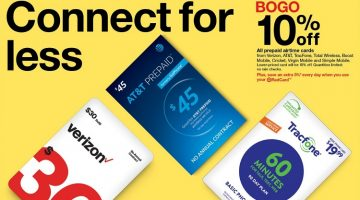 Target Prepaid Phone Gift Cards