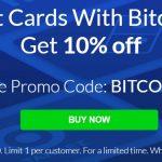 eGifter Promo Code BITCOIN10