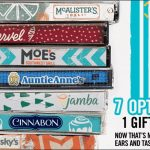 Mix It Up Gift Card