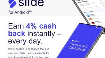 Raise Slide App Android