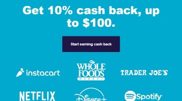 SoFi Money Groceries Streaming