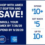 eGifter Shop Small Amex Offer