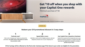 AMZ Capital One