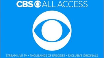 CBS All Access Gift Card