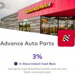 Dosh Advance Auto Parts
