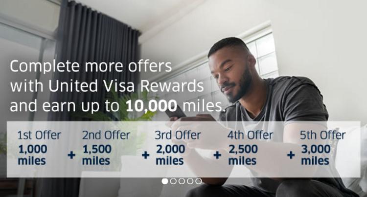 MPX United Visa Rewards Bonus 08.10.20