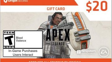 Origin Access Gift Cards