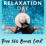 Spa Week Promo Code RELAXTODAY50