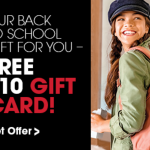 Tanger Outlets $10 GC 08.12.20