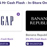 Dosh Gap Banana Republic