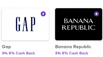 Dosh Gap Banana Republic