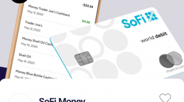 Drop app SoFi Money 85,000 Points