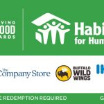 Giving Good Habitat for Humanity Swap Gift Card