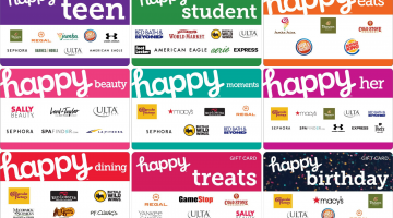 Happy Gift Cards Featured Image