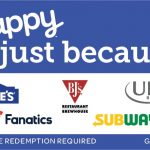 Happy Just Because Swap Gift Card