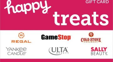 Happy Treats Gift Card