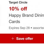 Target Circle Happy