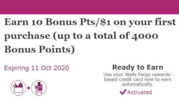 Wells Fargo 10%