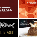 Bloomin' Brands gift cards featured image